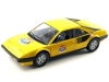 HOT WHEELS L7341 YELLOW 1:18 FERRARI MONDIAL 8 1980 60TH ANNV. RELAY