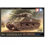 TAMIYA 32505 1:48 US M4 SHERMAN EARLY PR