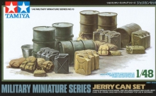 TAMIYA 32510 1:48 JERRY CAN SET