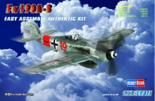 HOBBYBOSS 80244 1:72 GERMANY FW 190 A8 FIGHTER